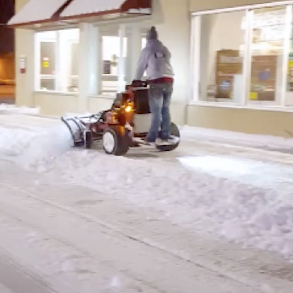 Snow and Ice Removal for businesses