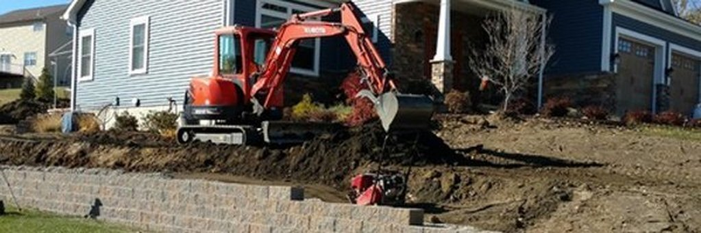 Grading and Drainage Services