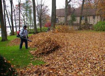 Racine commercial and residential seasonal lawn care