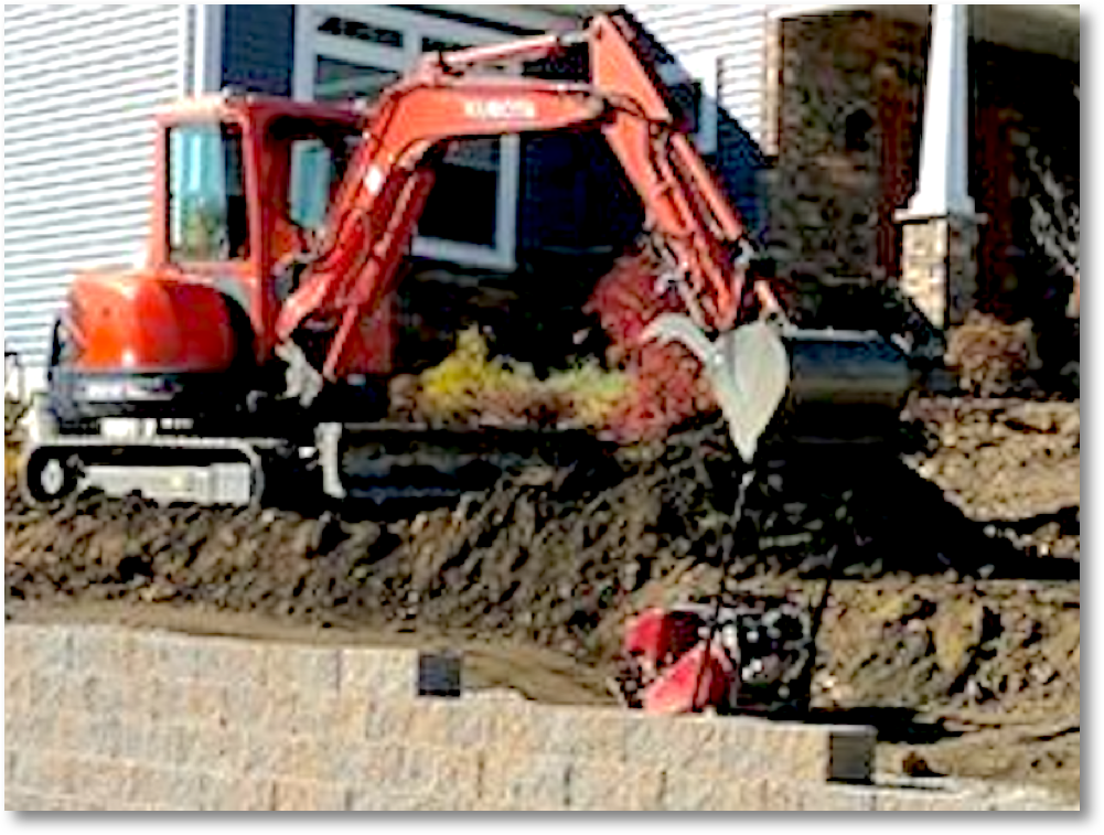 Grading and Excavation Kenosha