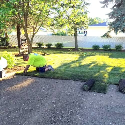 Pleasant Prairie Wisconsin landscapers