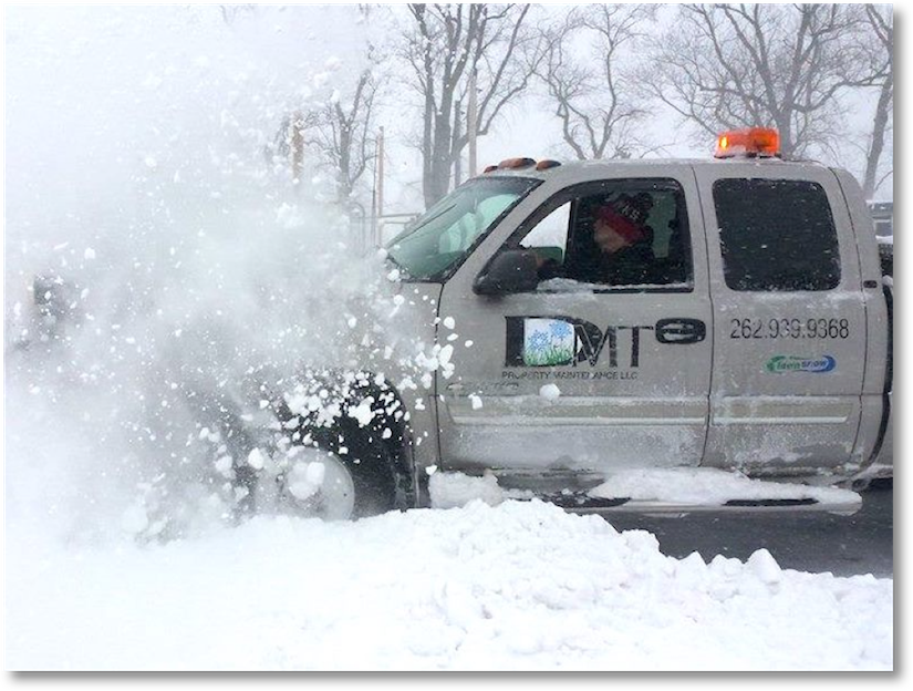 Waukegan Commercial Snow Removal